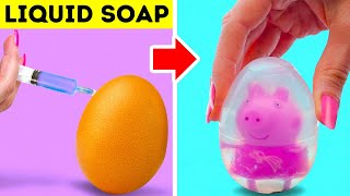 22 DIY SOAP CREATIONS FOR EVERYONE