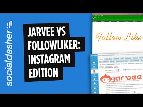 Jarvee Cracked - Social Media Bot - Automation Tool - Most Complete