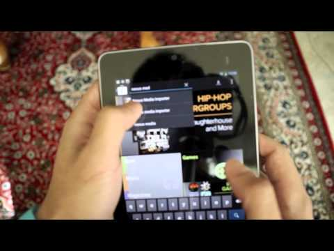 How To Add More Memory To Google Nexus 7 By ASUS [non-rooted]