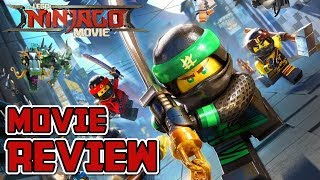 The LEGO Ninjago Movie – Movie Review (2017)