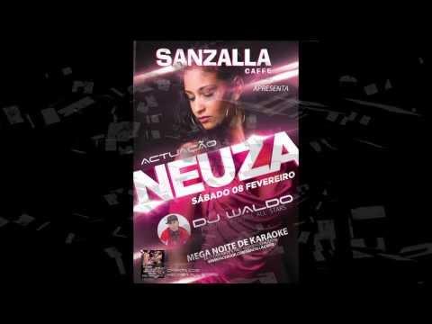 SANZALLA CAFFÉ APRESENTA NEUZA & DJ WALDO KIZOMBA ALL STARS