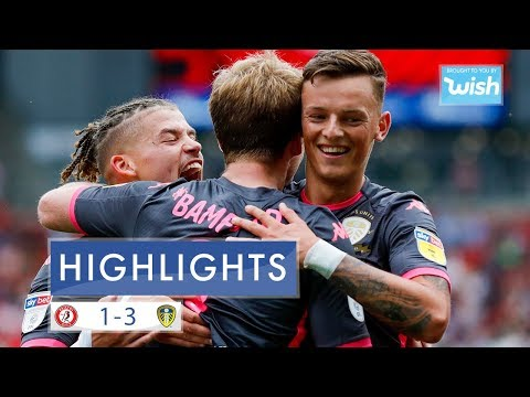 Highlights | Bristol City 1-3 Leeds United | EFL Championship