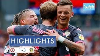 Highlights | Bristol City 1-3 Leeds United | EFL Championship