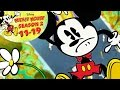 A Mickey Mouse Cartoon : Season 2 Episodes 11-19 | Disney Shorts video