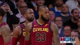 Cleveland Cavaliers vs New York Knicks: November 13, 2017
