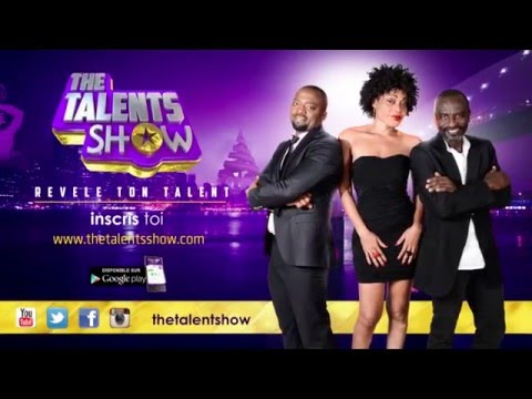 The talents show Cameroon. Bande annonce candidature