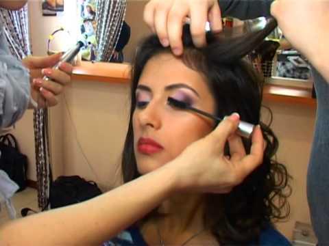 Перманентный макияж бровей в технике 'волоски' с эффектом 3D в стиле naturel1