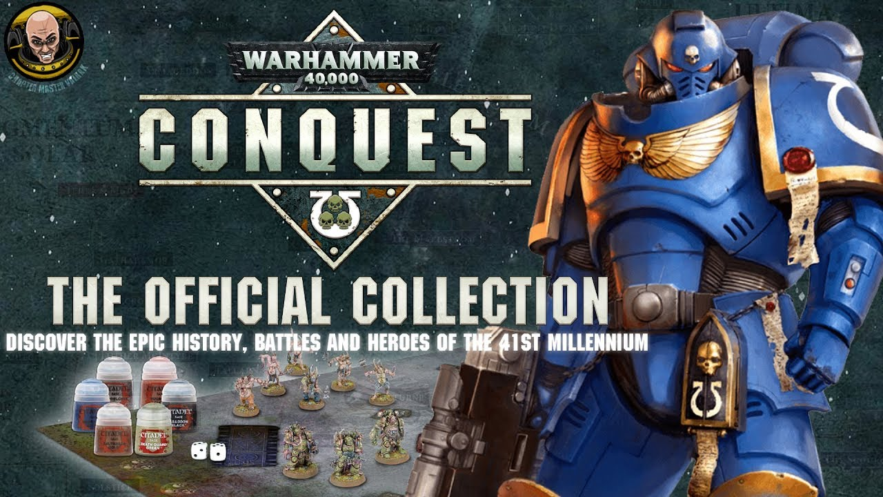 how to play warhammer 40k conquest