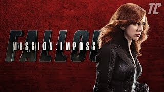 Black Widow [] Mission Impossible: Fallout Style