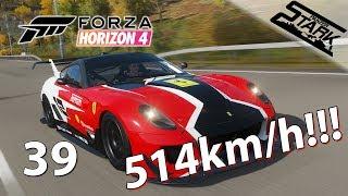 Forza Horizon 4 - 39.Rész (Ferrari 599xx E az új leggyorsabb autó!) - Stark