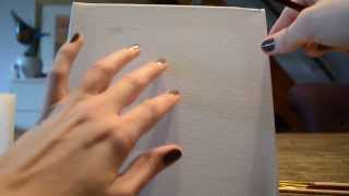 ASMR Painting with different brushes & whispering