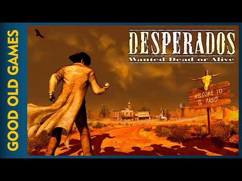 DESPERADOS: Wanted Dead or Alive (Good Old Games) |