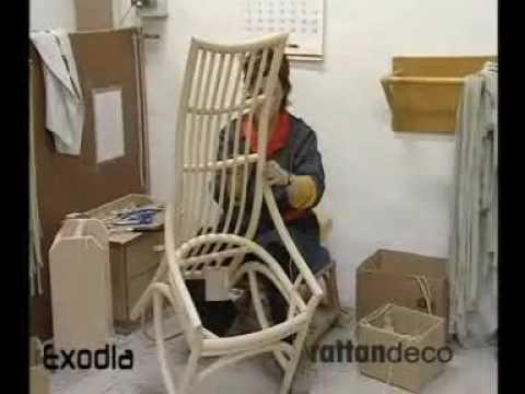 Rotin attitude exodia chaise youtube for Chaise youtubeur