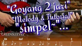 Sandrina goyang 2 jari - melodi & tutorial - Stafaband
