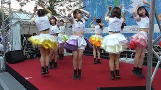 20180728 厚別区民祭り協賛サンピアザ夏祭り 北海道ご当地アイドル フル...