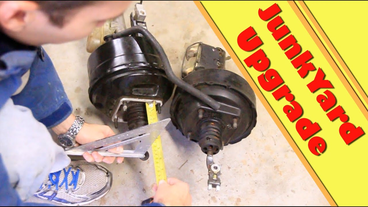 Brake Booster Upgrade Youtube 20100705200450fordbendixpowersteeringdiagramjpg