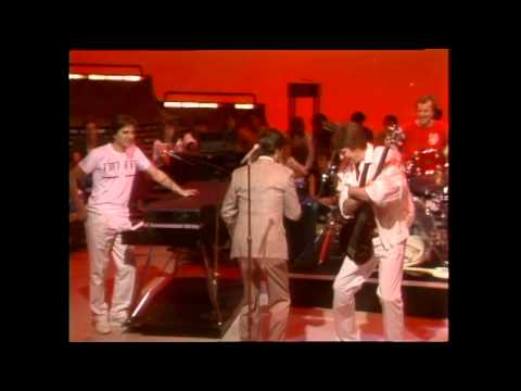 Dick Clark Interviews The Animals - American Bandstand 1983