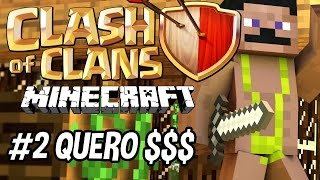 Clash of Clans Nations! #2 - MINECRAFT