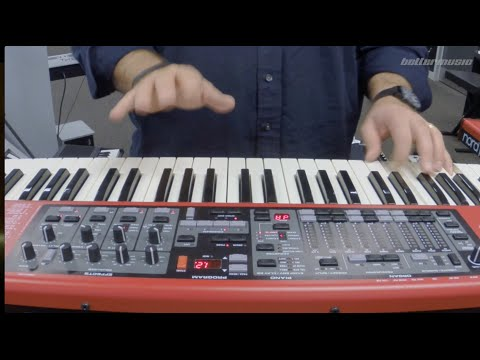 Nord Electro 4 Digital Piano/Keyboard Demo and Review | Better Music