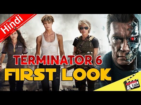 Terminator 6 FIRST LOOK at Sarah Connor & NEW Characters [Explained In Hindi]