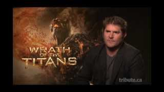 Jonathan Liebesman - Wrath Of The Titans Interview With Tribute
