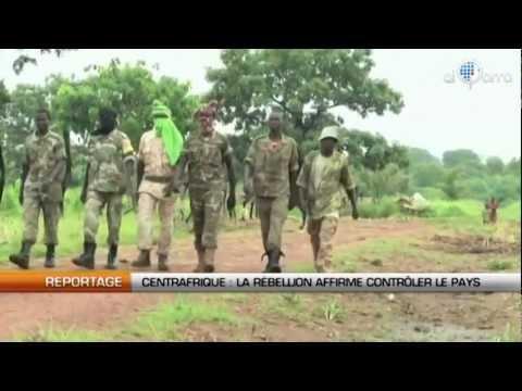 Centrafrique: La rébellion affirme contrôler le pays