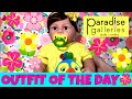 🌼Paradise Galleries Fox Trot Realistic Baby Doll! 👚Briana's Outfit Of The Day! 😊