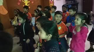 UKG Kids Music class
