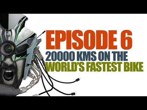 Ep6 :: 20000KMS On Two Of The World's Fastest Bikes ( Ninja H2 And Panigale 1299 )