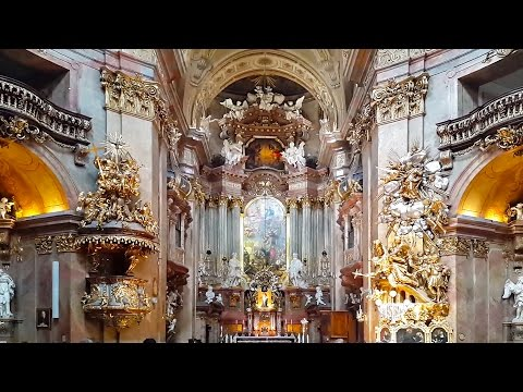 St. Peter's Church (Peterskirche) in Vienna, Austria