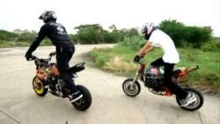 StreetBattleTV Trailer Street Battle Stun Bike (www.streetbattle.tv) Thumbnail