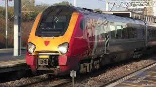 Trains at Milton Keynes Central, WCML | 08/11/19