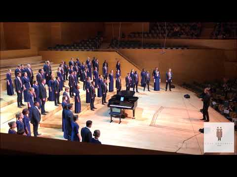 Wade In The Water, arr Stacey V Gibbs  University of Pretoria Camerata