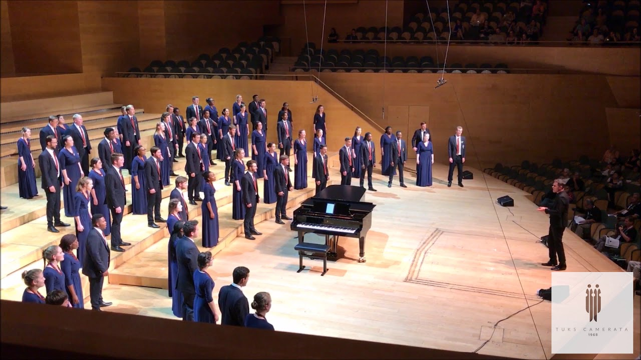 Wade In The Water, arr. Stacey V. Gibbs - University of Pretoria Camerata