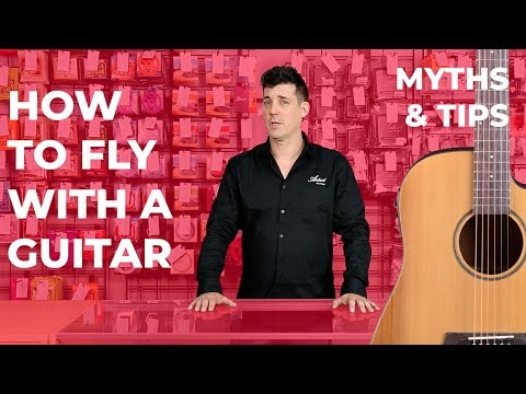 how-to-travel-on-a-plane-with-a-guitar---myths-&-tips