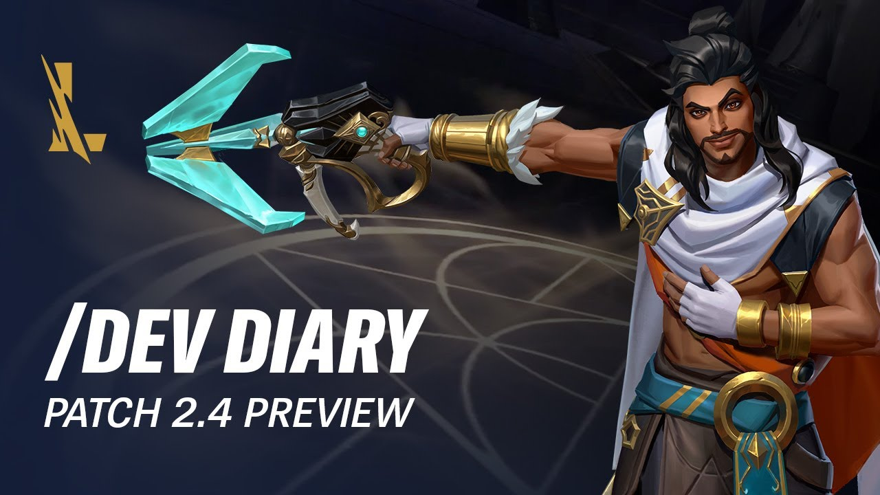 /dev diary: Patch 2.4 Preview - League of Legends: Wild Rift