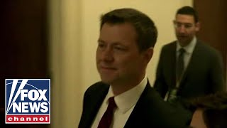 Peter Strzok accuses federal government of violating rights to free speech and privacy