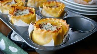 Lasagna Cups- Review & Recipe