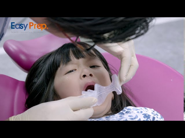 我們為什麼要製作EasyPrep兒童口腔吸唾隔離器?
