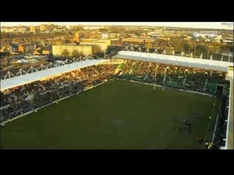 20.04.2013r Rugby Aviva Premiership    Northampton Saints v Sale Sharks