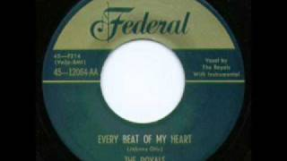 ROYALS  Every Beat of my Heart  FEB
