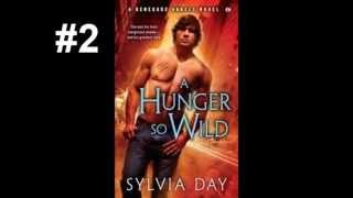 Sylvia Day - 10 Best Books