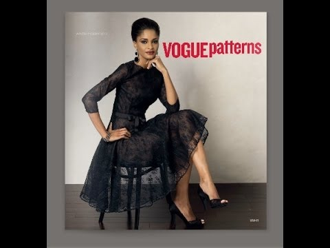 Twiluv 64 Vogue Patterns Winter Holiday 2013 Sewing Pattern Review ...