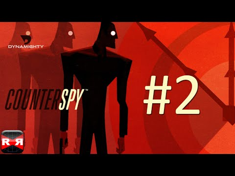 CounterSpy (By Sony Computer Entertainment America) - iOS/Android/PSN - Walkthrough Gameplay Part 2