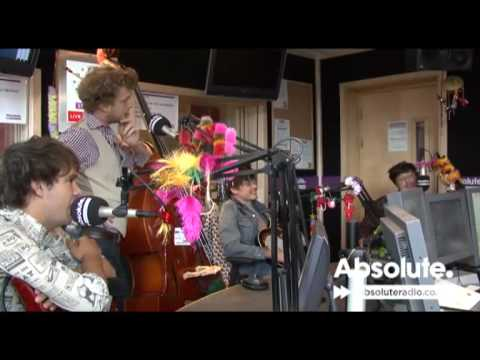 Mumford & Sons interview on Absolute Radio