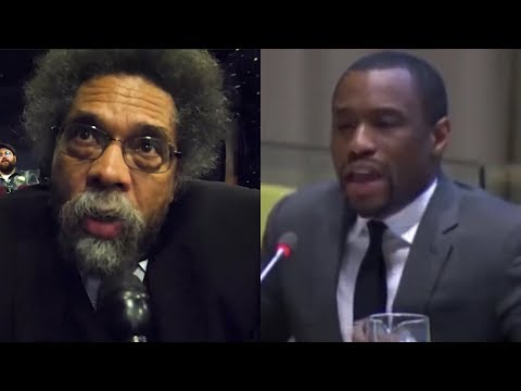 Cornel West on CNN Firing Marc Lamont Hill