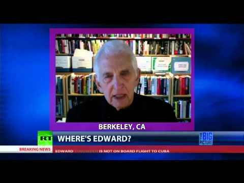 Daniel Ellsberg Exposes What's Different about Snowden