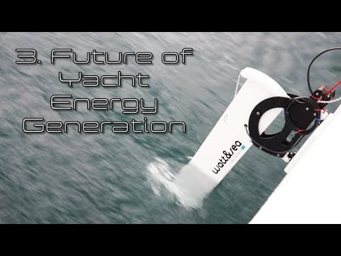 Future of Yacht Energy Generation and Final Celebrations Ep.