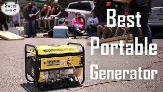 Top 10  Best Portable Generators 2017 - Best Generators Review