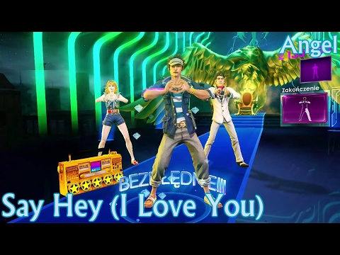 Dance Central 3 | Say Hey (I Love You)